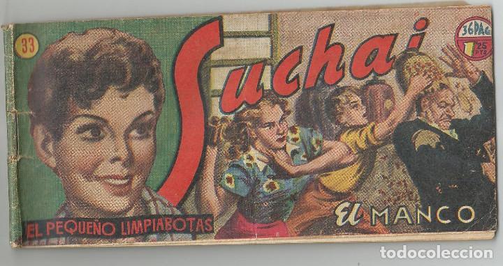 SUCHAI HISPANO AMERICANA DE EDICIONES Nº 33 (Tebeos y Comics - Hispano Americana - Suchai)