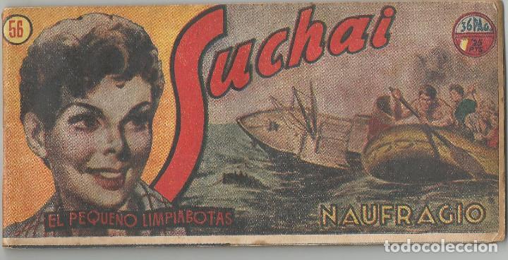 SUCHAI HISPANO AMERICANA DE EDICIONES Nº 56 (Tebeos y Comics - Hispano Americana - Suchai)
