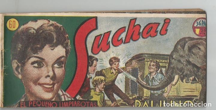 SUCHAI HISPANO AMERICANA DE EDICIONES Nº 60 (Tebeos y Comics - Hispano Americana - Suchai)