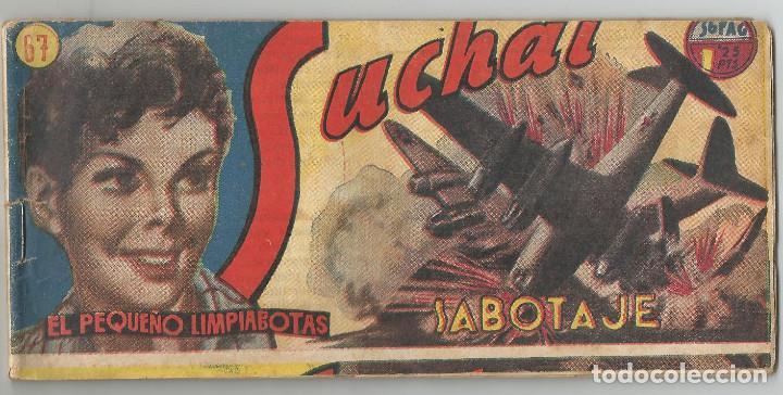 SUCHAI HISPANO AMERICANA DE EDICIONES Nº 67 (Tebeos y Comics - Hispano Americana - Suchai)