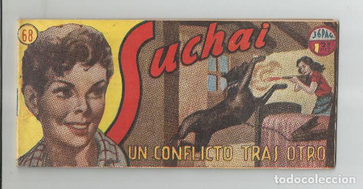 SUCHAI HISPANO AMERICANA DE EDICIONES Nº 68 (Tebeos y Comics - Hispano Americana - Suchai)