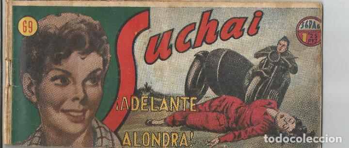 SUCHAI HISPANO AMERICANA DE EDICIONES Nº 69 (Tebeos y Comics - Hispano Americana - Suchai)