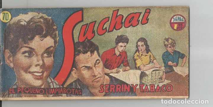 SUCHAI HISPANO AMERICANA DE EDICIONES Nº 70 (Tebeos y Comics - Hispano Americana - Suchai)