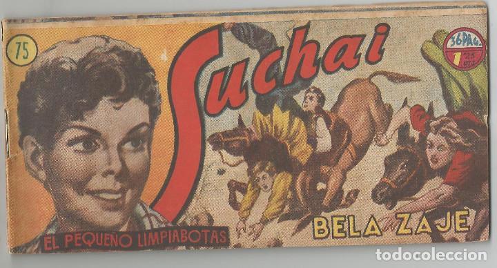 SUCHAI HISPANO AMERICANA DE EDICIONES Nº 75 (Tebeos y Comics - Hispano Americana - Suchai)