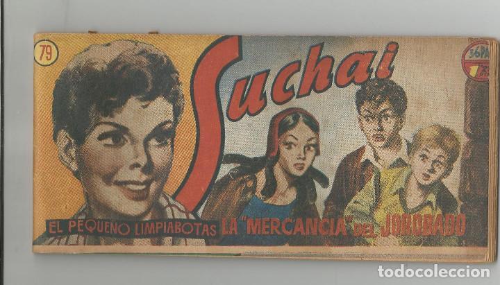 SUCHAI HISPANO AMERICANA DE EDICIONES Nº 79 (Tebeos y Comics - Hispano Americana - Suchai)