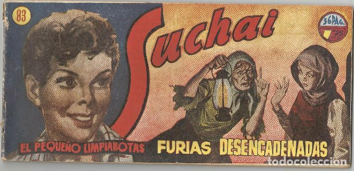 SUCHAI HISPANO AMERICANA DE EDICIONES Nº 83 (Tebeos y Comics - Hispano Americana - Suchai)