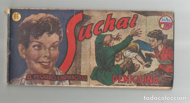 SUCHAI HISPANO AMERICANA DE EDICIONES Nº 86 (Tebeos y Comics - Hispano Americana - Suchai)