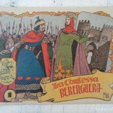 Tebeos: HISTORIA Y LLEGENDA ORIGINAL Nº 5 - LA COMTESSA BERENGUERA - SIN ABRIR NI CIRCULAR - RIPOLL G.. Lote 127678567
