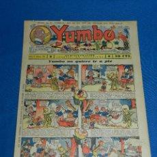 Tebeos: (M2) YUMBO NUM 26 , AÑO II - EDT HISPANO AMERICANA, SEÑALES DE USO. Lote 127764323