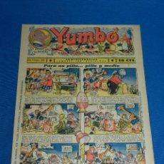 Tebeos: (M2) YUMBO NUM 29 , AÑO II - EDT HISPANO AMERICANA, SEÑALES DE USO. Lote 127764463