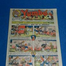 Tebeos: (M2) YUMBO NUM 42 , AÑO II - EDT HISPANO AMERICANA, SEÑALES DE USO. Lote 127765719