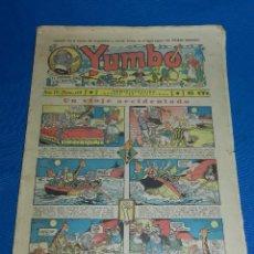 Tebeos: (M2) YUMBO NUM 118 , AÑO IV - EDT HISPANO AMERICANA, SEÑALES DE USO. Lote 127766131
