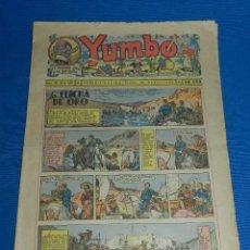 Tebeos: (M2) YUMBO NUM 140 , AÑO IV - EDT HISPANO AMERICANA, SEÑALES DE USO. Lote 127766243