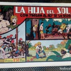Tebeos: TARZAN EL REY DE LA SELVA - HISP. AMER. DE EDIC - ORIGINAL 1949 ( M 3 ). Lote 128203887