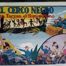 Tebeos: TARZAN EL HOMBRE MONO - HISP. AMER. DE EDIC - ORIGINAL 1949 ( M 3 ). Lote 128204631