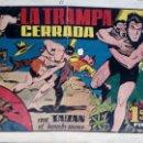 Tebeos: TARZAN EL HOMBRE MONO - HISP. AMER. DE EDIC - ORIGINAL 1949 ( M 3 ). Lote 128204887