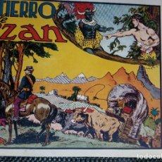 Tebeos: TARZAN EL REY DE LA SELVA - HISP. AMER. DE EDIC - ORIGINAL 1949 ( M 3 ). Lote 128205371