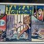 TARZAN Y LOS LEONES - HISP. AMER. DE EDIC - ORIGINAL 1949 ( M 3 )