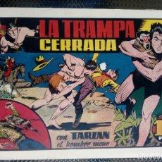 Tebeos: TARZAN EL HOMBRE MONO - HISP. AMER. DE EDIC - ORIGINAL 1949 ( M 3 ). Lote 128207151