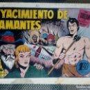 Tebeos: TARZAN EL HOMBRE MONO - HISP. AMER. DE EDIC - ORIGINAL 1949 ( M 3 ). Lote 128207875