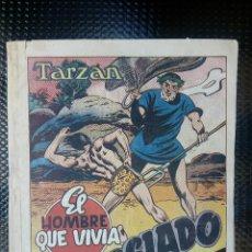 Tebeos: TARZAN - HISP. AMER. DE EDIC - ORIGINAL 1949 ( M 3 ). Lote 128209135