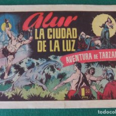 Tebeos: TARZAN ALUR LA CIUDAD DE LA LUZ HISPANO AMERICAN. Lote 128326347