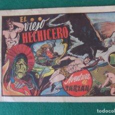 Tebeos: TARZAN EL VIEJO HECHICERO HISPANO AMERICANA. Lote 128326531