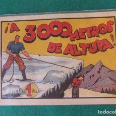 Tebeos: JUAN CENTELLA A 3000 METROS DE ALTURA HISPANO AMERICANA DE EDICIONES. Lote 128326875