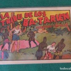 Tebeos: JUAN CENTELLA LA TRIBU DE LOS BA-TARIEN HISPANO AMERICANA DE EDICIONES. Lote 128327483