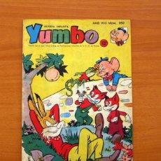 Tebeos: YUMBO, Nº 350 - EDITORIAL HISPANO AMERICANA 1959. Lote 129712119