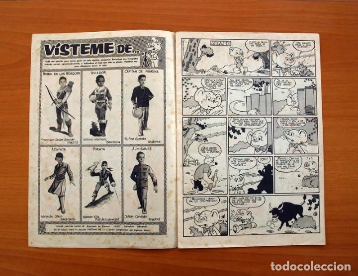 Tebeos: Yumbo, nº 350 - Editorial Hispano Americana 1959 - Foto 2 - 129712119