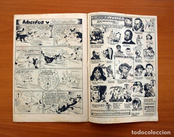 Tebeos: Yumbo, nº 350 - Editorial Hispano Americana 1959 - Foto 6 - 129712119