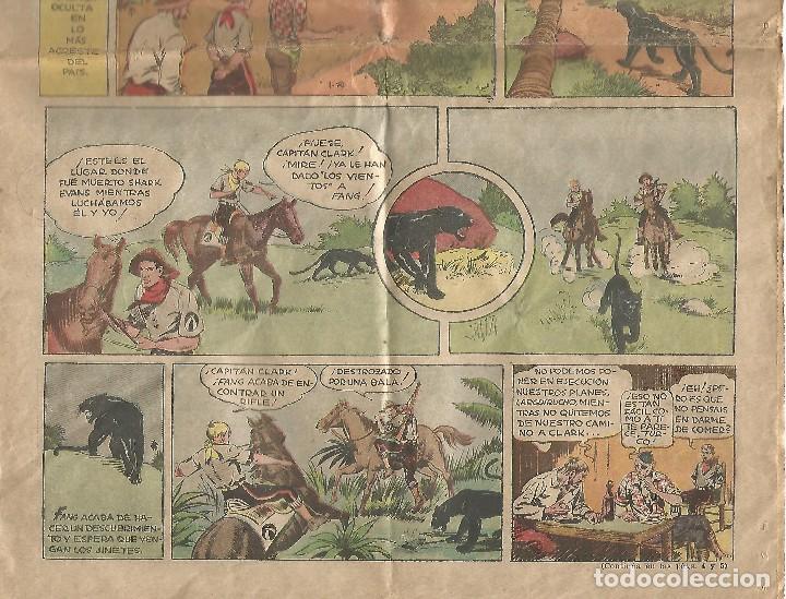 Tebeos: LA REVISTA DE TIM TYLER AÑO I NÚM 27 1936 EDITORIAL HISPANO AMERICANA ORIGINAL - Foto 2 - 130061171