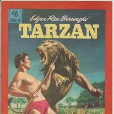 Tebeos: TARZAN. LA FURIA DE LA MANADA. BRUGUERA 1965. ¡IMPECABLE!. Lote 130414860