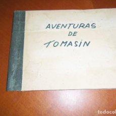 Tebeos: AVENTURAS DE TOMASIN--COLECCIÓN COMPLETA--¿ORIGINAL?. Lote 131164856