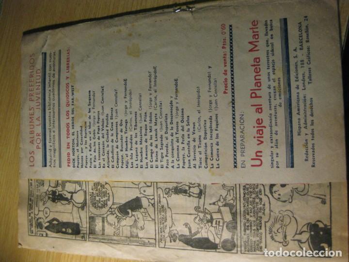 Tebeos: popeye melancolitico . eed hispano americana de ediciones . sin cromos - Foto 3 - 132012774
