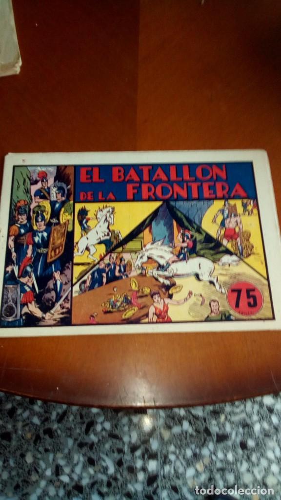 Tebeos: CARLOS EL INTRÉPIDO-COLECCIÓN ORIGINAL COMPLETA-- - Foto 4 - 132207526
