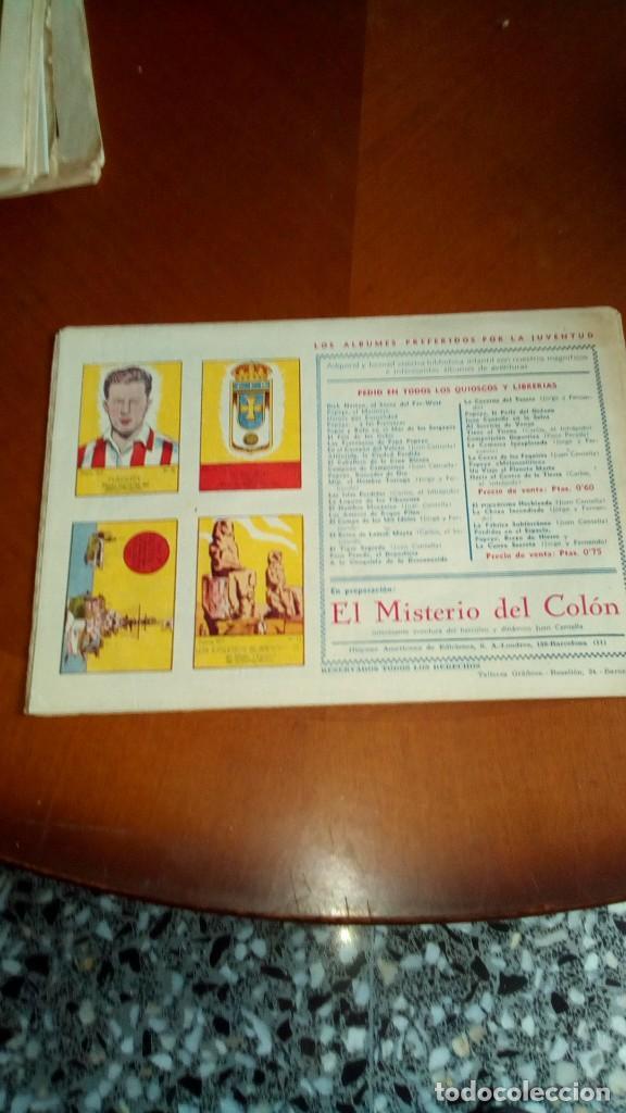 Tebeos: CARLOS EL INTRÉPIDO-COLECCIÓN ORIGINAL COMPLETA-- - Foto 5 - 132207526