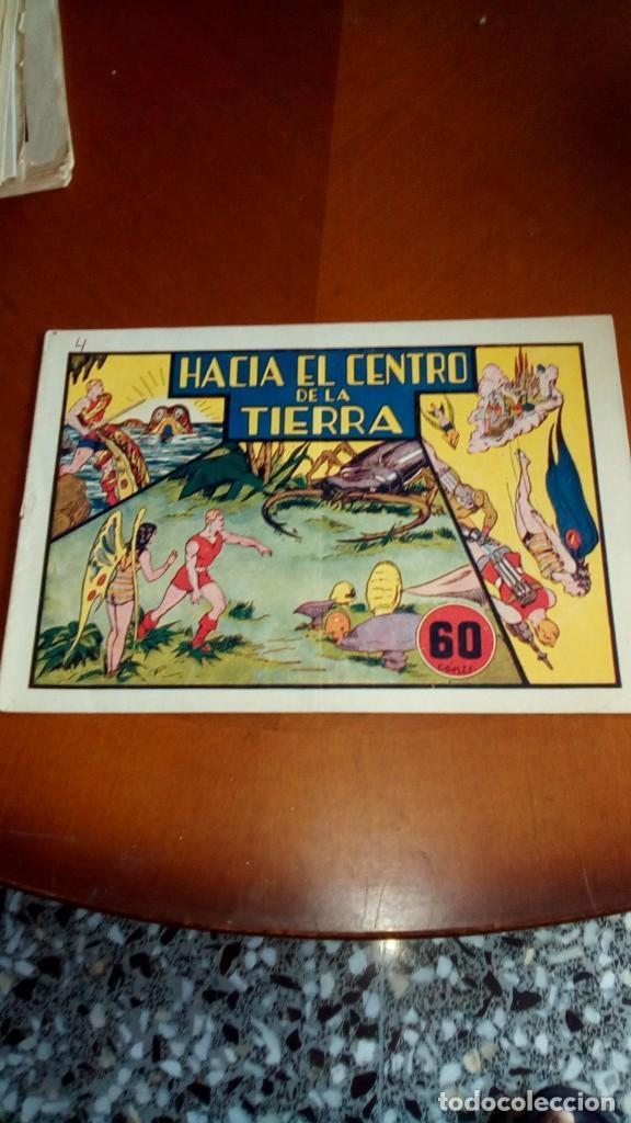 Tebeos: CARLOS EL INTRÉPIDO-COLECCIÓN ORIGINAL COMPLETA-- - Foto 6 - 132207526