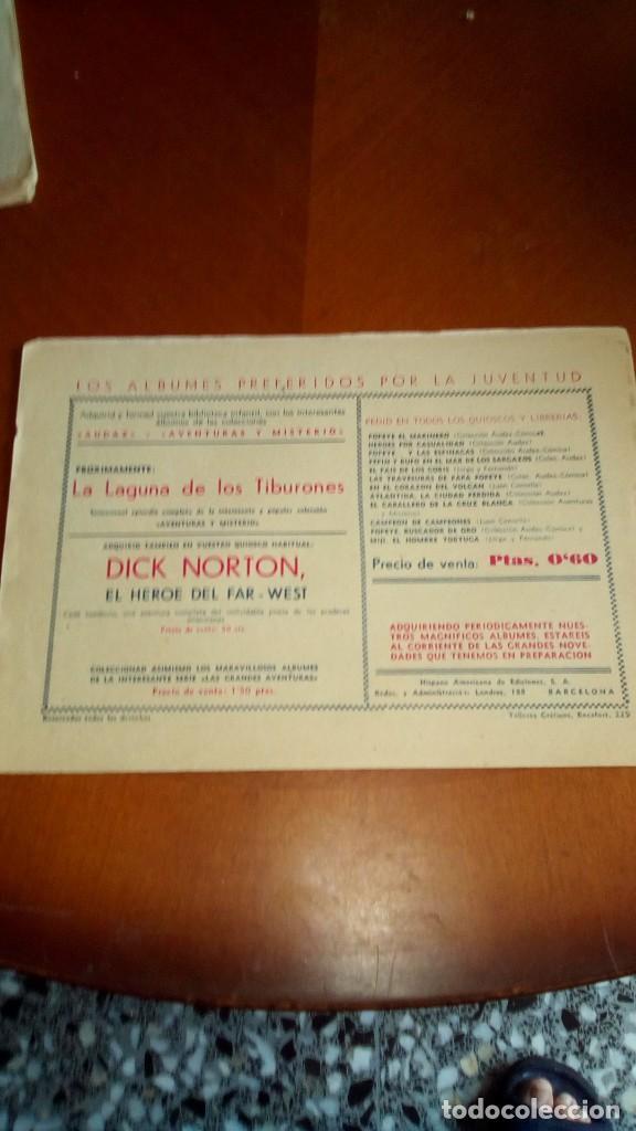 Tebeos: CARLOS EL INTRÉPIDO-COLECCIÓN ORIGINAL COMPLETA-- - Foto 9 - 132207526