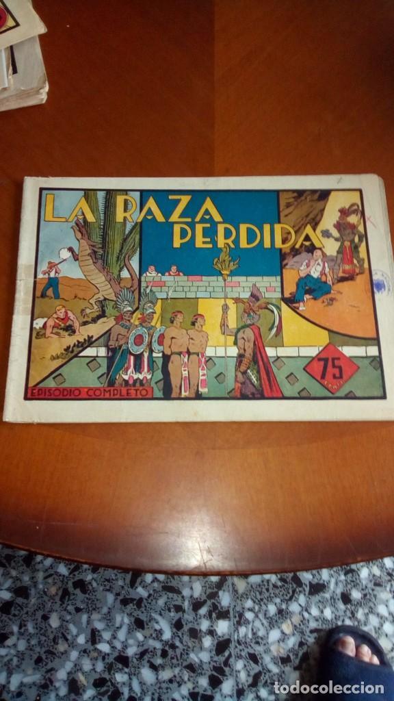 Tebeos: CARLOS EL INTRÉPIDO-COLECCIÓN ORIGINAL COMPLETA-- - Foto 12 - 132207526