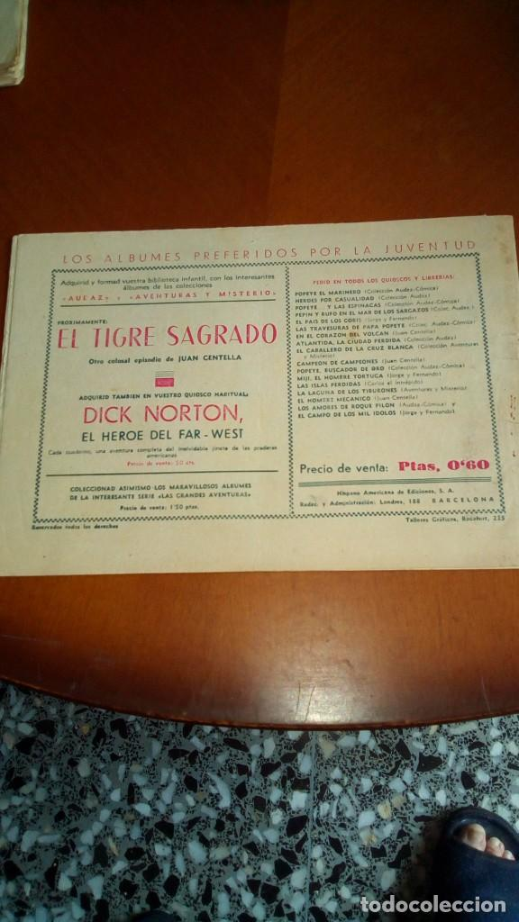 Tebeos: CARLOS EL INTRÉPIDO-COLECCIÓN ORIGINAL COMPLETA-- - Foto 17 - 132207526