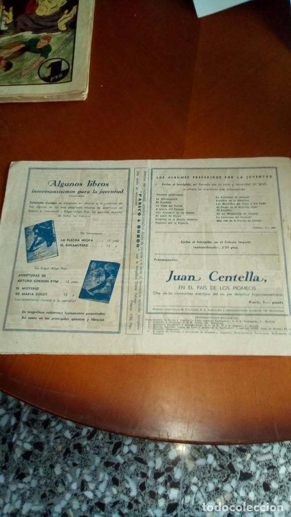 Tebeos: CARLOS EL INTRÉPIDO-COLECCIÓN ORIGINAL COMPLETA-- - Foto 19 - 132207526