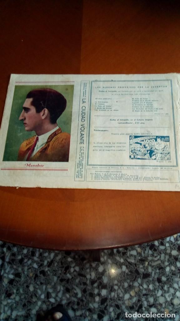 Tebeos: CARLOS EL INTRÉPIDO-COLECCIÓN ORIGINAL COMPLETA-- - Foto 23 - 132207526