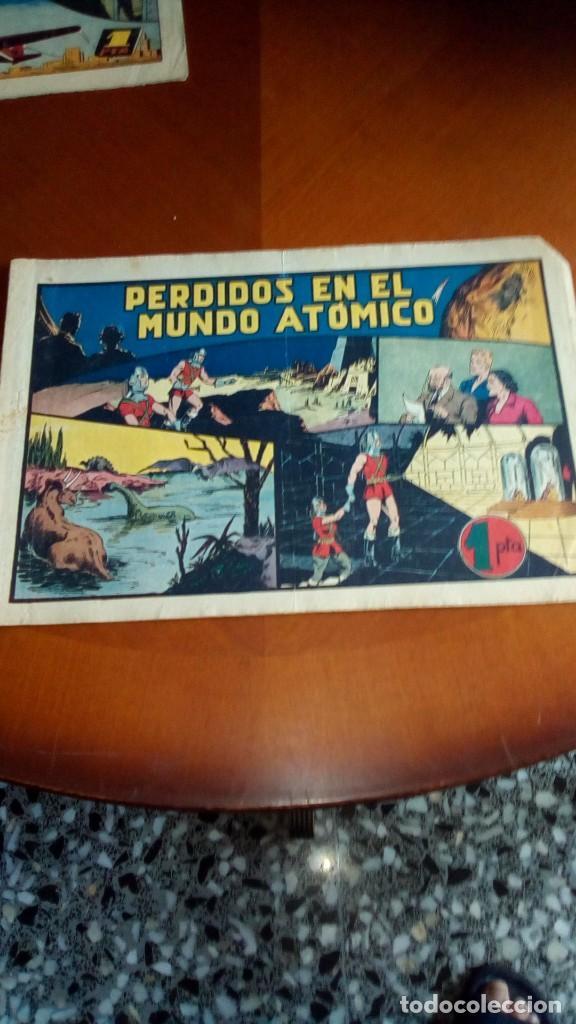 Tebeos: CARLOS EL INTRÉPIDO-COLECCIÓN ORIGINAL COMPLETA-- - Foto 36 - 132207526