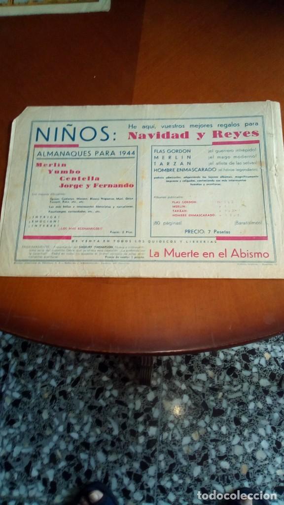 Tebeos: CARLOS EL INTRÉPIDO-COLECCIÓN ORIGINAL COMPLETA-- - Foto 37 - 132207526