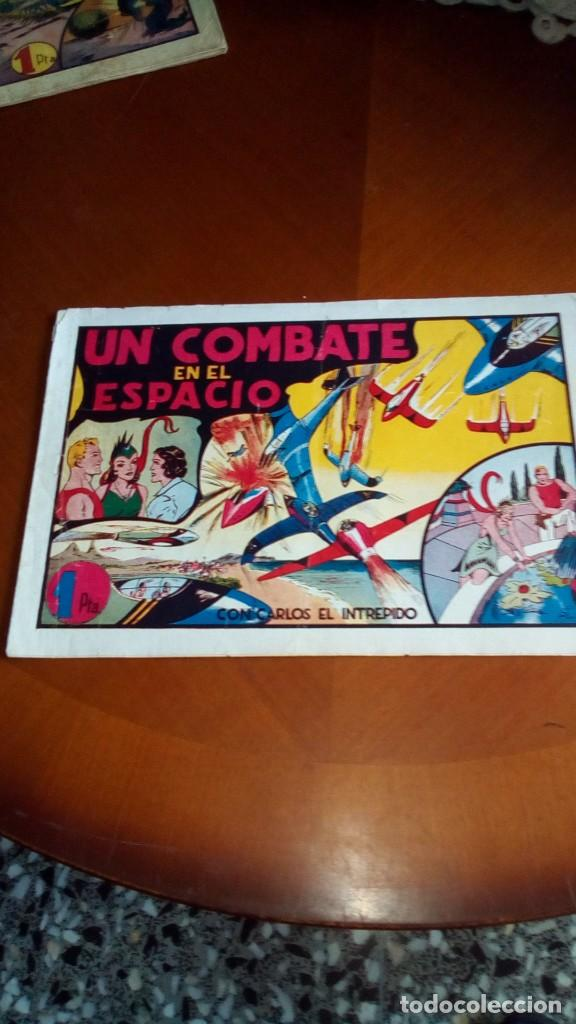 Tebeos: CARLOS EL INTRÉPIDO-COLECCIÓN ORIGINAL COMPLETA-- - Foto 42 - 132207526