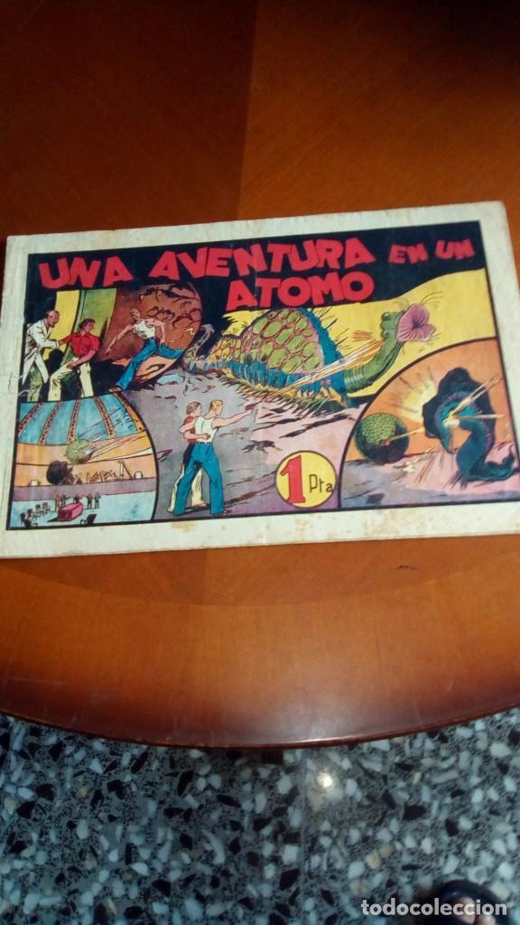 Tebeos: CARLOS EL INTRÉPIDO-COLECCIÓN ORIGINAL COMPLETA-- - Foto 43 - 132207526