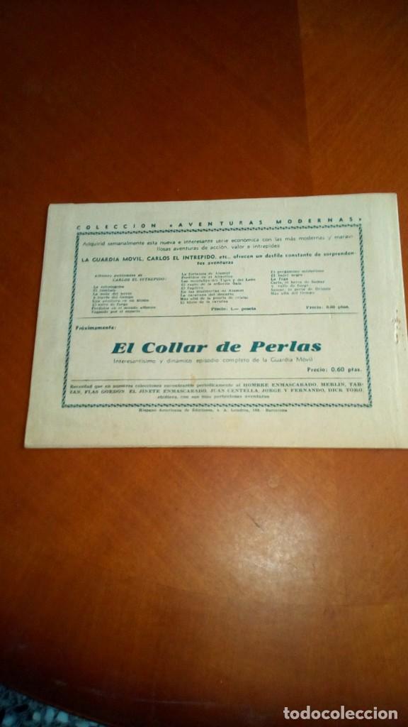 Tebeos: CARLOS EL INTRÉPIDO-COLECCIÓN ORIGINAL COMPLETA-- - Foto 56 - 132207526