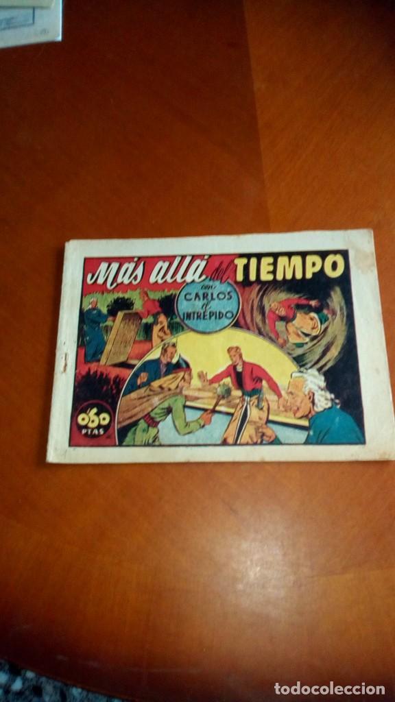 Tebeos: CARLOS EL INTRÉPIDO-COLECCIÓN ORIGINAL COMPLETA-- - Foto 57 - 132207526